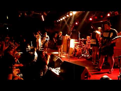 Your Demise - MMX + Scared Of The Light  (HD Live @ Backstage - Munich 25.9.2011)