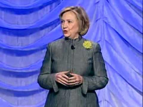 Keynote address from Former Secretary of State, Hillary Rodham Clinton @ NatCon14