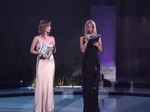 Blaženka i Tanja - Dugo očekivani spektakl mladosti i ljepote je počeo @ Miss BiH 2002