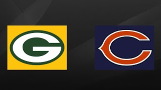 Packers vs Bears NFL Opening Night 1st Half Highlights