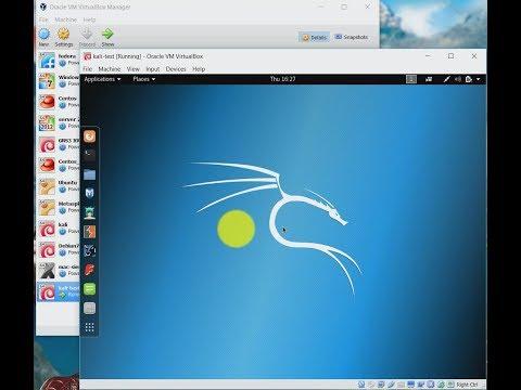 Download and Install Kali Linux to Virtual Box - Hindi