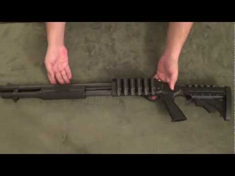 Remington 870 Express Tactical Shotgun Review