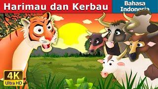 Download Lagu Harimau dan Kerbau   Dongeng anak   Kartun anak   Dongeng Bahasa Indonesia Gratis STAFABAND