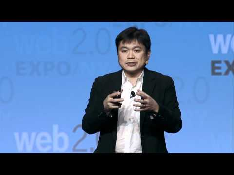 "Web 2.0 Expo NY 2011, Joichi Ito, MIT Media Lab, ""Innovation in Open Networks and the Media Lab"""