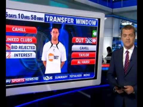 The Latest Barclays Premier League Offical SkySports™ Transfer News 26/8/11