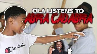 Download Lagu OLA LISTENS TO Abra Cadabra - Art Of War | GRM Daily Gratis STAFABAND