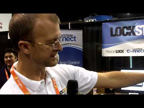 CEDIA 2013: LockState Provides Control Over Wi-Fi For Door Locks and Other Devices