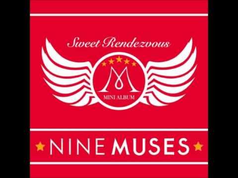 [full Audio] Nine Muses - 티켓 (ticket) video