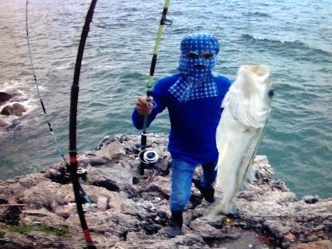 ตกปลาขั้นเทพ   อมเหยื่อเต็มปาก งับเต็มคำกินลึก สะใจ