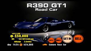 Gran Turismo 3 Max Speed Test Part 12ish! Tuning Up Every Car! V8 Vantage(992hp)- 3000GT(1053hp)!