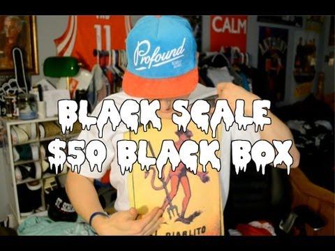 Black Scale $50