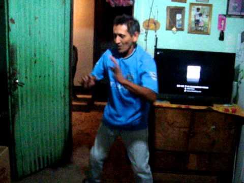 hombre baila nene malo muy chistoso jajaja