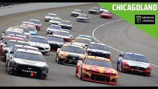 Monster Energy NASCAR Cup Series - Full Race - Camping World 400