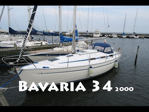 Bavaria 34 - 2000