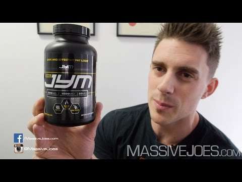 JYM Supplement Science Shred JYM Fat Burner Review - MassiveJoes.com RAW REVIEW Stoppani Jim