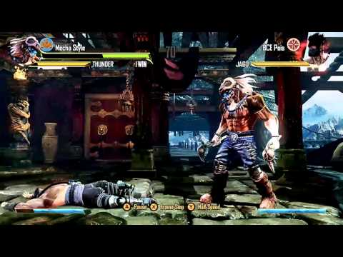Killer Instinct (Xbox One) - Chief Thunder 104 hit combo (Personal Best)