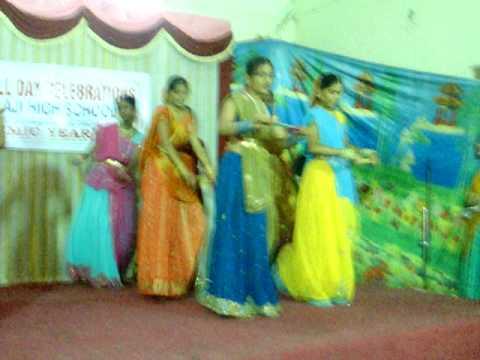 Balaji School Girls Dance video