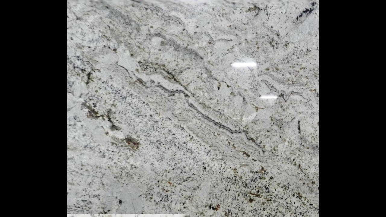 White galaxy granite countertops installed kannapolis 5 10 for Granit galaxy