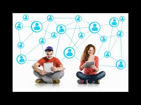 Presentation on Social Network and Media in connection to business