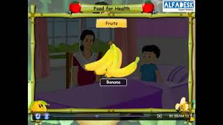CBSE Class 1 Science   Food for Health
