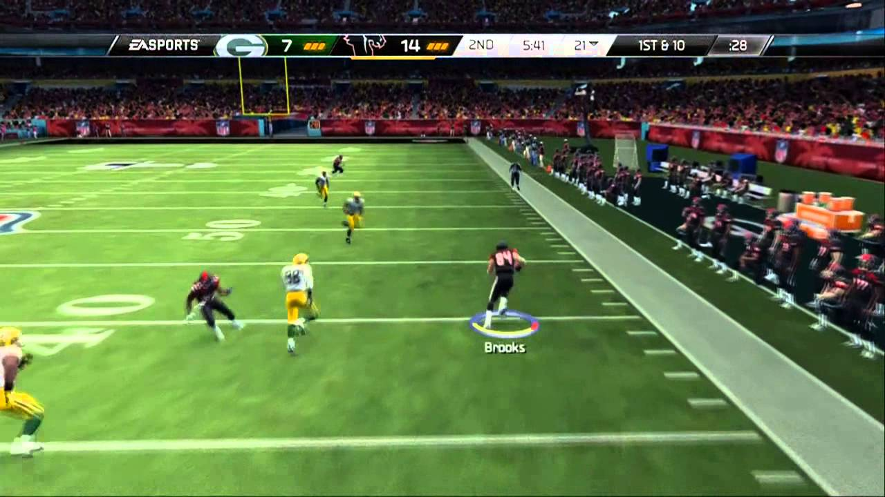 Madden 25 Super Bowl Lii Green Bay Packers Vs London