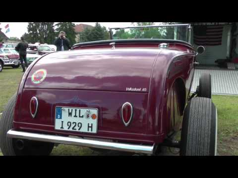7th US-Car, Bike & Oldtimer Pfingst-Meeting des OUTCAST CAR CLUB in Mendig 2013