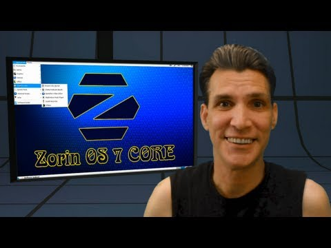REVIEW: Zorin OS 7 CORE ::: Linux for Beginners