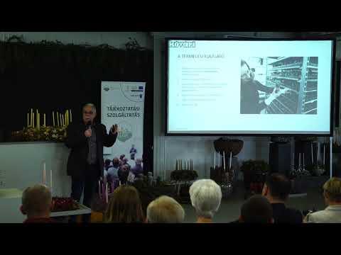 Kertészeti szeminárium 2019. november 19. Változások a technológiákban 6