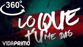 Download lagu Thomaz - Lo Que Tu Me Das (360º) [Lyric Video]