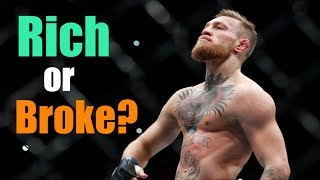 Conor McGregor Net Worth Forbes, Salary, endorsement, Purse and Money Facts