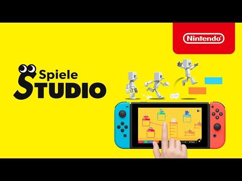 Ein ausführlicher Blick auf Spielestudio (Nintendo Switch)