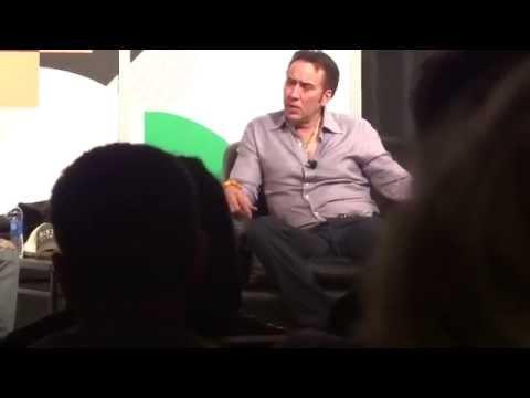 A Conversation with Nicolas Cage   SXSW 2014 Q&A