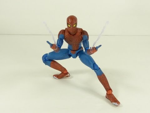 MAFEX Amazing Spider-Man by Medicom - review