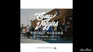 Watch Casey Veggies Young Niggas (Ft. Juicy J) video