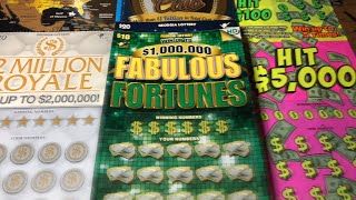 $840 in Tickets!!! Let's find that Jackpot!!