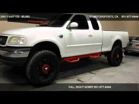 2001 Ford F150 XL SuperCab Short Bed 2WD - for sale in ...