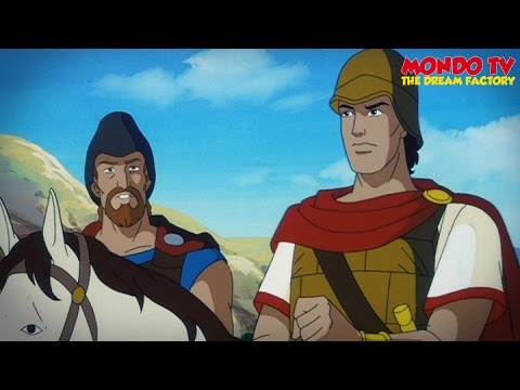 RE DAVID - Il film completo di Mondo TV!