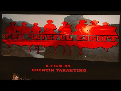 Quentin Tarantino's THE HATEFUL EIGHT Gets A Release Date - AMC Movie News