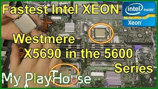 "2 x Fastest ""Westmere-EP"" XEON X5690's in Rack Server - 784"