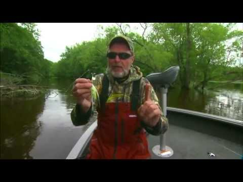 AL on Spinnerbait fishing in the fall