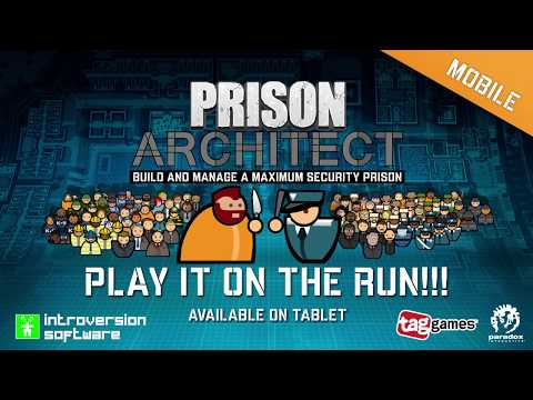 Prison Architect: Mobile APK Cover