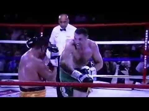 Boxing;Tyson Fury vs Vinny Maddalone, Highlights 7/7/12