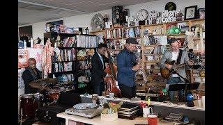 """Ravi Coltrane Quartet - NPR Music Tiny Desk Concertにて""""Cobbs Hill""""など3曲を披露 映像を公開 thm Music info Clip"""