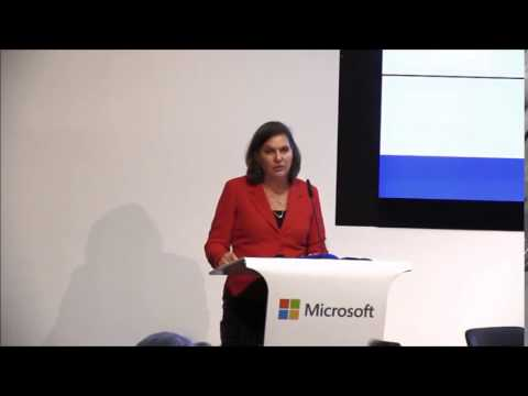 Victoria Nuland Delivers Keynote Speech at the Berlin Transatlantic Conference