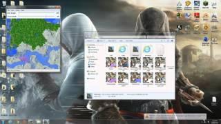Minecraft Cinema 4d Animation Tutorials #1: Importing Your Minecraft world into cinema 4d