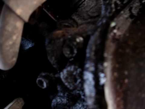 Leak 4runner 4runner 3vze Coolant Leak