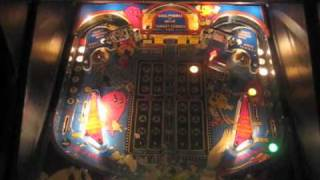 Baby Pac-Man Arcade Gameplay Video - In Depth - Pinball and Video!