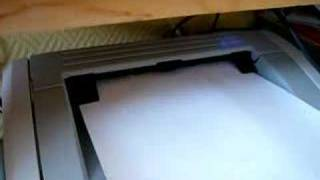 HP Laserjet 1020 smoke