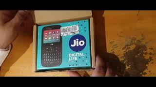 Jio Phone 2 Unboxing 2019