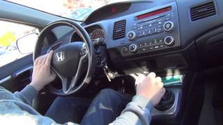 Honda Civic Stick Shift